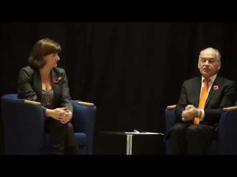 Nicky Morgan & Alistair Stewart Q&A at SHS