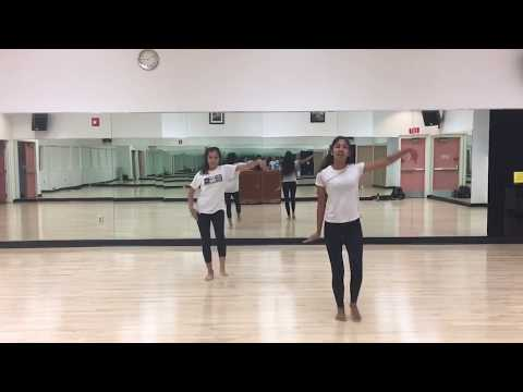 UCR Afsana Girls Tryout Routine 2017-2018