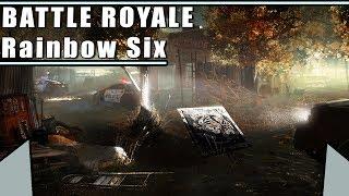 BATTLE ROYALE в Rainbow Six Siege | МНЕНИЕ и ОПАСЕНИЯ