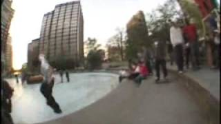LOVE Park - Fountain of Youth