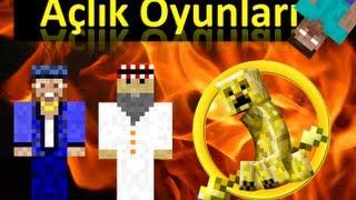 Türkçe Minecraft - Hunger Games 18 (Açlık Oyunları) - LeHamam