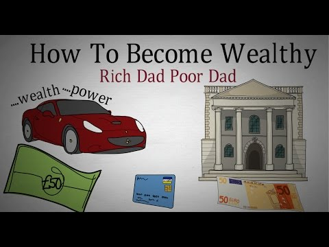 RICH DAD POOR DAD SUMMARY