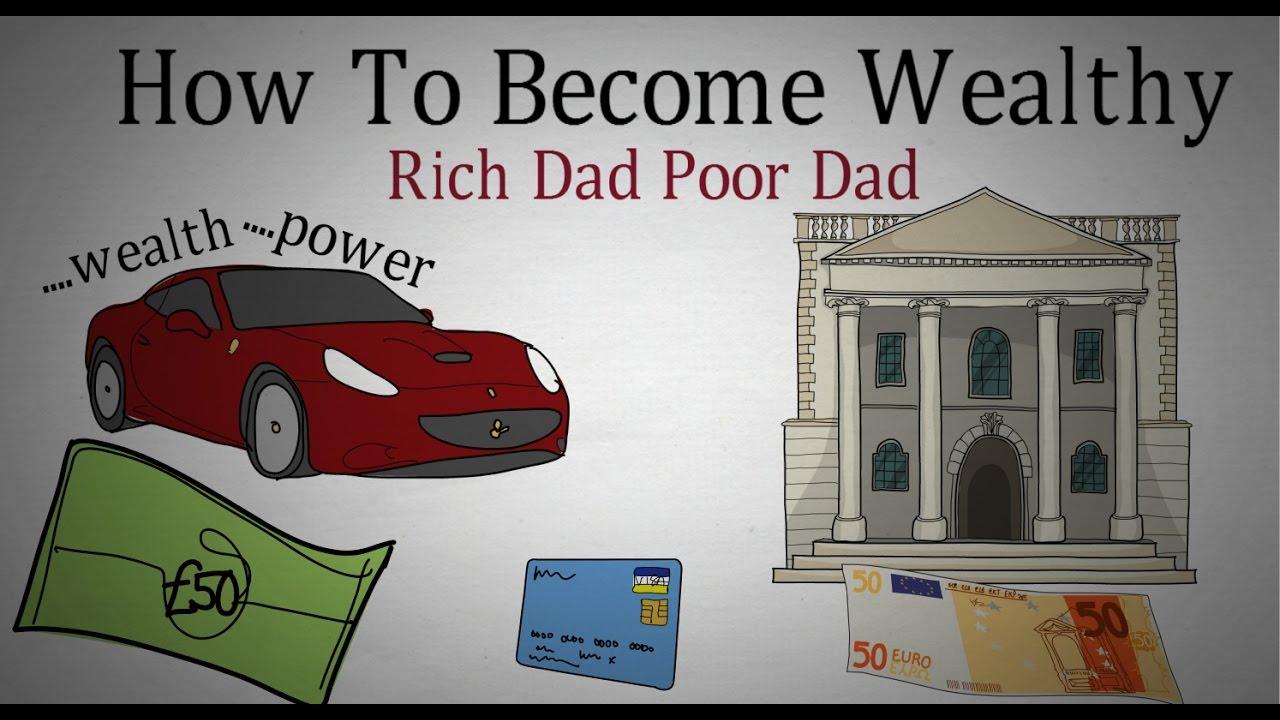 rich dad poor dad book report essay