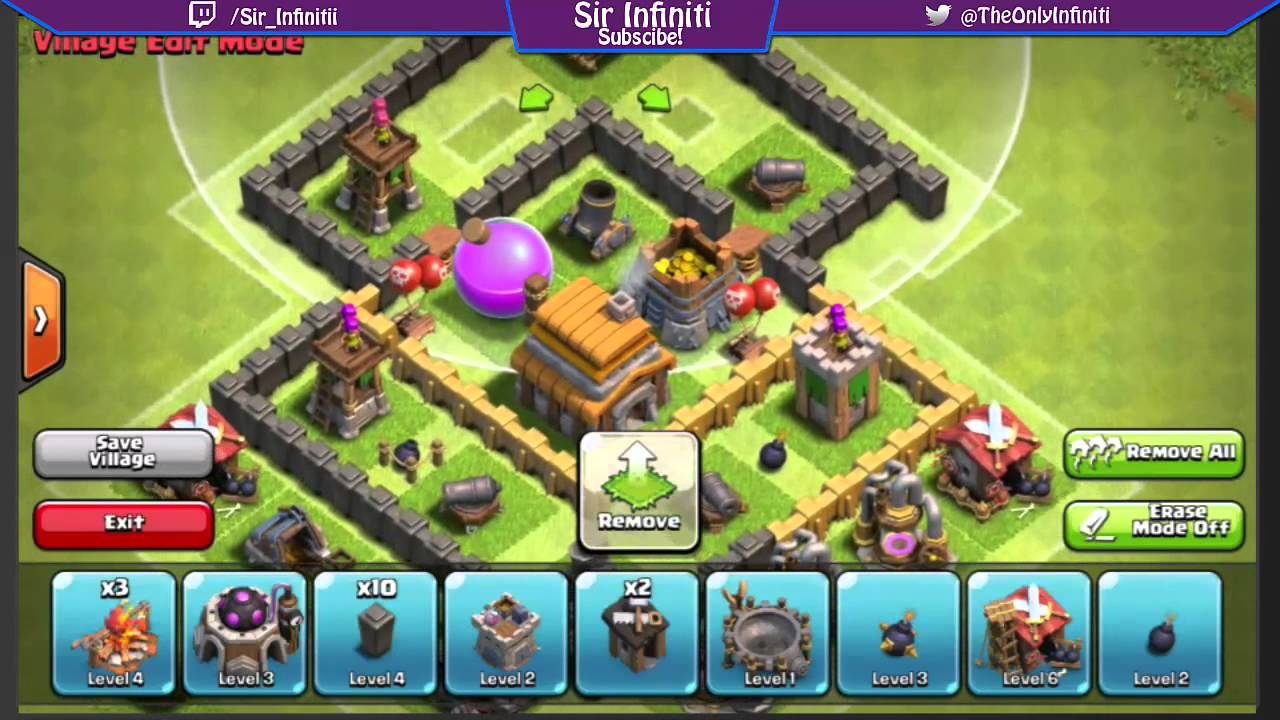 Clash of clans defence upgrades