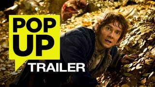 The Hobbit: The Desolation of Smaug (2013) POP UP TRAILER - HD Peter Jackson Movie