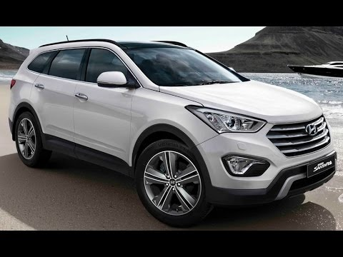 2018 Hyundai Santa Fe Luxury Suv Review