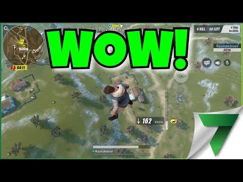 FLYING!! SQUAD WITH Sponsors & Subs | Rules of Survival Battle Royale