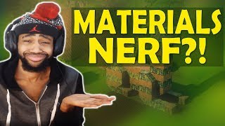 MATERIALS NERF!? - DON'T RUIN THE GAME | HIGH KILL FUNNY GAME - (Fortnite Battle Royale)