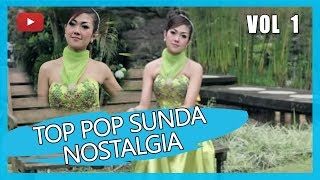 Gambar cover Lagu Lagu Pop Sunda Nostalgia Terbaik Sepanjang Masa Vol 1