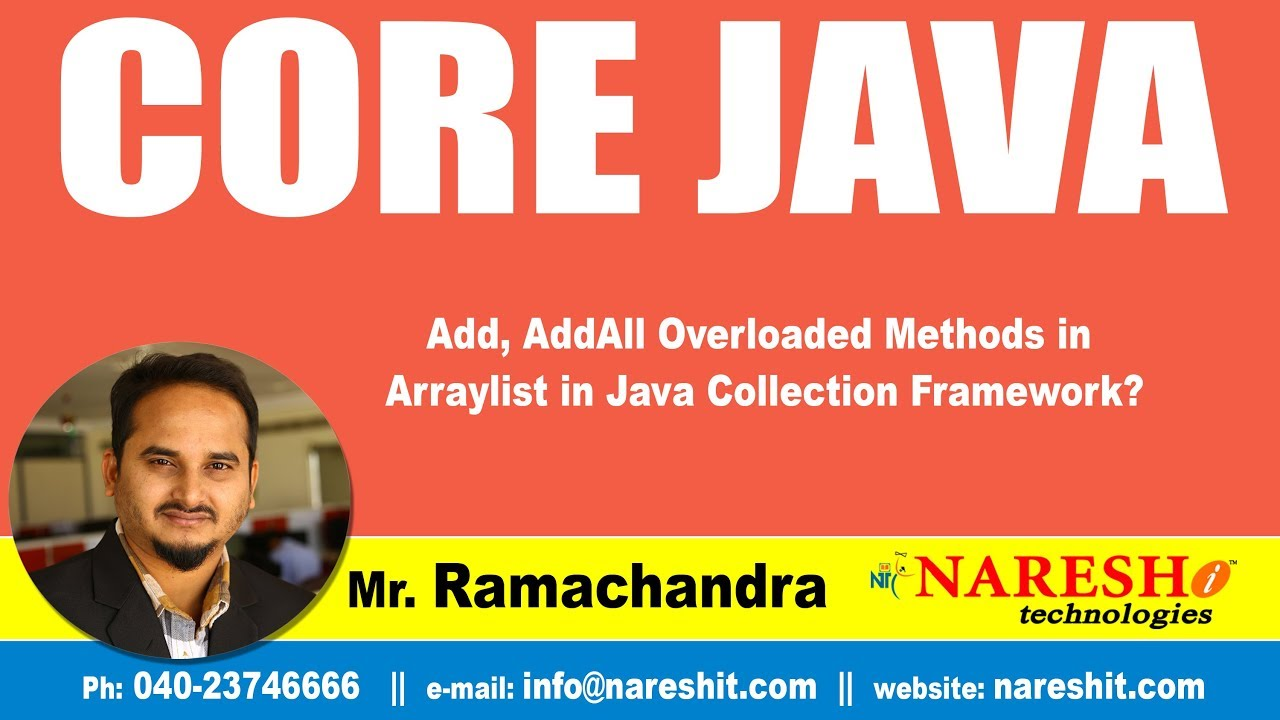 Java tutorial | learn java programming with examples.