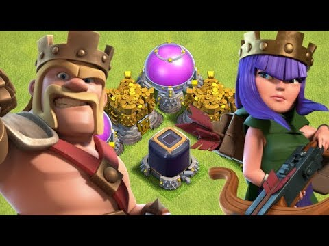 SPONSOR TO WIN!  Th12 Farm to Max | Clash of Clans