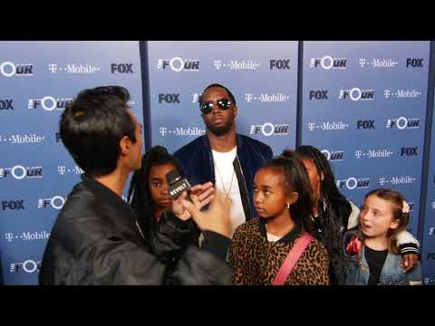 P Diddy talks about H&M and offering child a Modeling Contract