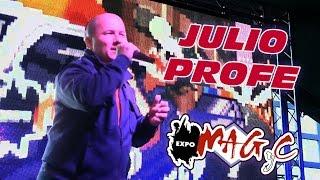 JulioProfe en Expo MAGyC