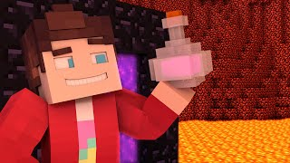 The Magic Potion [Minecraft Animation]
