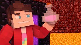 The Magic Potion [Minecraft Animation]