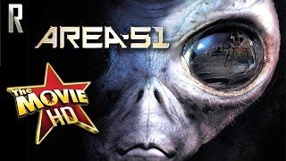 ► Area 51 - The Game Movie [Cinematic HD - Cutscenes & Dialogue]