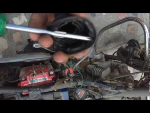 bike missing and low mileage carburetor problem repair DIY (hindi)