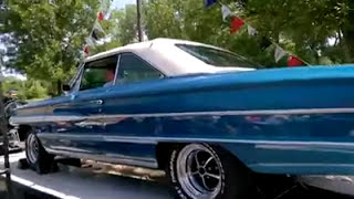 1964 Galaxie 500 - Dyno Challenge at Samaritan Tire Car Show