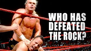 5 Superstars who beat The Rock: 5 Things