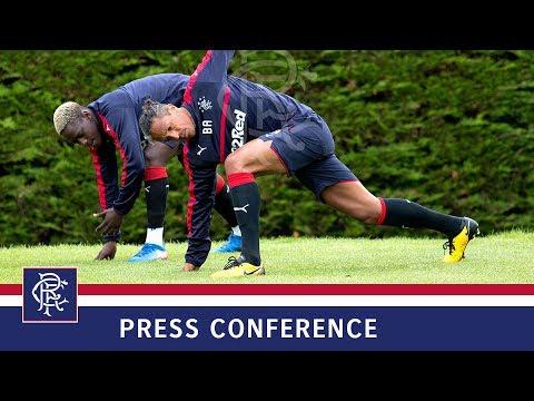 PRESS CONFERENCE | Bruno Alves | 20 July 2017