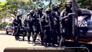 JMD (06/04/17) - BOPE: grupo de elite da Polícia Militar