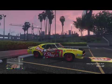 Cuning stunts cars