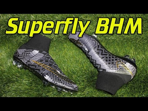 huge discount 8add6 599f6 Nike Mercurial Superfly 4 BHM (Black History Month) - Review ...