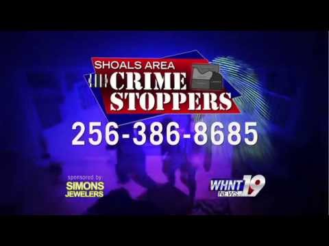Shoals Area CrimeStoppers Tipline