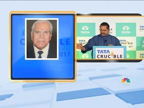 Tata Crucible Campus Quiz 2017 | 13th Season | National Final Part 1 | CNBC-TV18