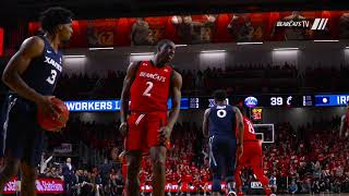 A cinematic look back on the Bearcats' win over Xavier in the annua...