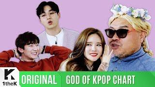 GOD OF KPOP CHART(차트 밖 1위): 윤종신도 인정한 답가여신 미교의 진짜 노래 실력은?