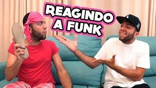 Baixar MINHA MÃE REAGINDO A FUNK!!