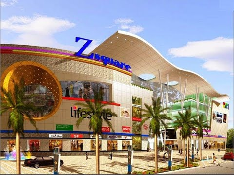 Z Square Mall Kanpur UP INDIA