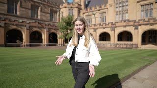 Welcome to the University of Sydney – Campus Tour