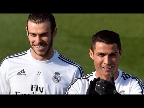 Cristiano Ronaldo and Gareth Bale sign new deals at Real Madrid
