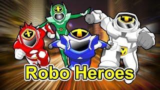 "Robo Heroes @""Citi Heroes"" Trailer"