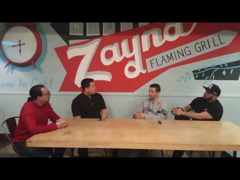 Zayna Flaming Grill Kitchen Nightmares Youtube