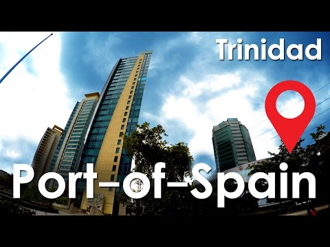 Port of Spain | Trinidad | Caribbean