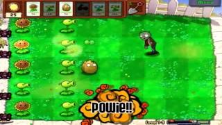 plants vs zombies - level - 1.9
