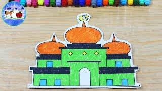 Apakah Fungsi dari Masjid ini? |  Bermain Mengenal Fungsi Benda  - Buku Ajaib