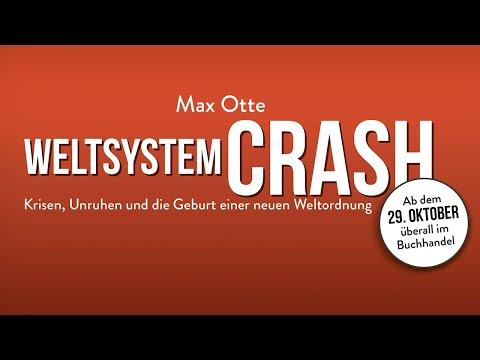 Max Otte über sein neues Buch: Weltsystemcrash