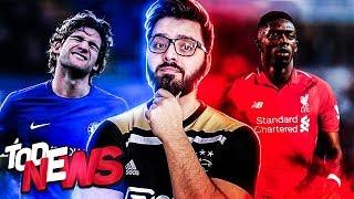 FIFA investiga CHELSEA, Liverpool fará OFERTA por DEMBÉLÉ, Fulham anuncia RANIERI