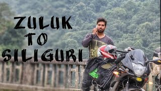 Bike Breakdown     Zuluk to Siliguri     Part - 5    Sikkim Diaries