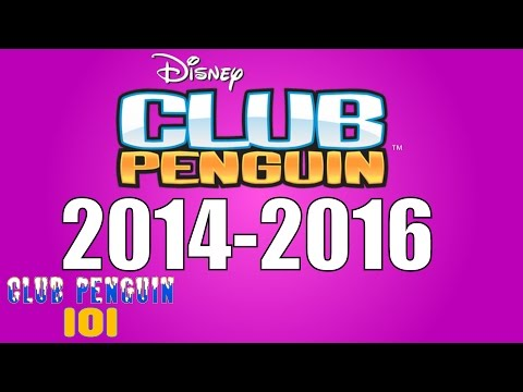 2014 - 2016: The Club Penguin Yearbook - Club Penguin 101 (Season 5 Finale)