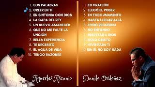 Aquerles Ascanio y Danilo Ordóñez, música cristiana