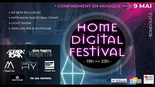 Sam One   Live @ Home Digital festival