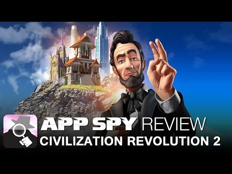 Civilization Revolution 2 | IOS IPhone / IPad Gameplay Review - AppSpy.com