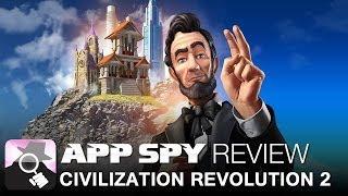 Civilization Revolution 2 | iOS iPhone / iPad Gameplay Review - AppSpy.com