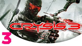 Crysis 3 Walkthrough - Mission 2 (Welcome to the Jungle) [1/2]