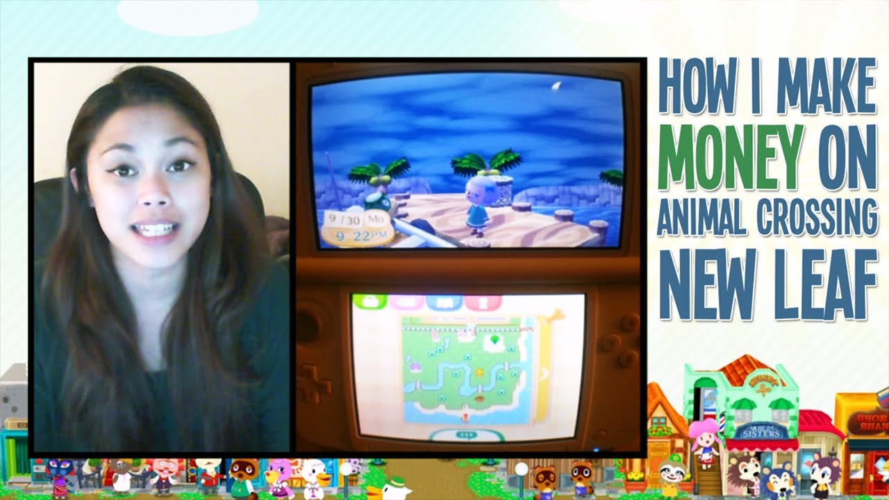 How To Make Money On The Island New Leaf